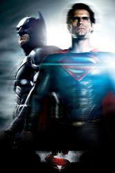 蝙蝠侠大战超人