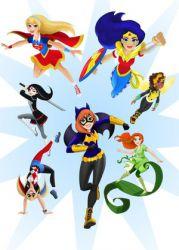 超级英雄中学