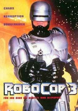 铁甲威龙3/机器战警3