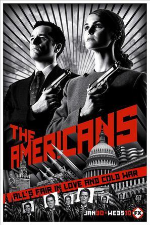 美国谍梦第一季