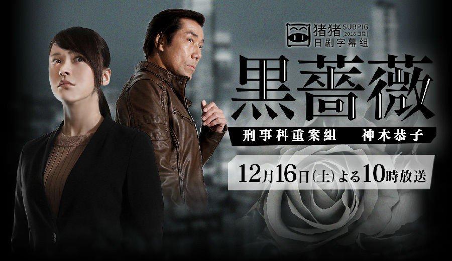 黑蔷薇:刑事课强行犯系神木恭子SP