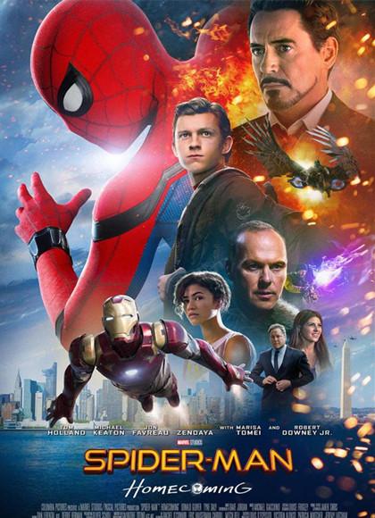蜘蛛侠:英雄归来.大陆公映版