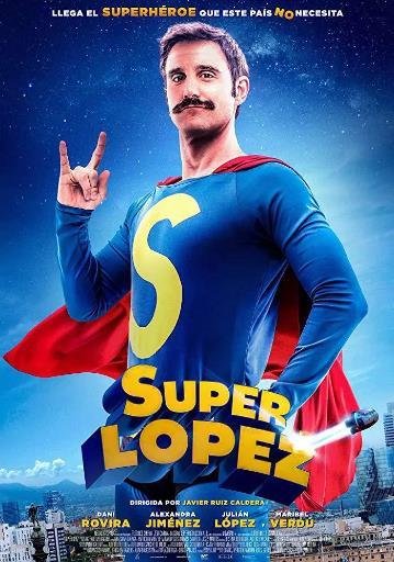 超级洛佩兹/西班牙超人