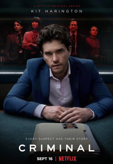 审讯室:英国第二季